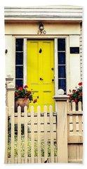 Yellow Door Bath Towel
