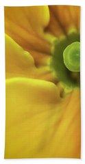Yellow Hand Towel