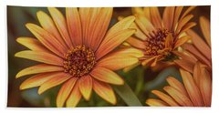 Yellow Petals #g3 Hand Towel