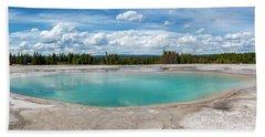 Yellowstone Colors #11 Bath Towel