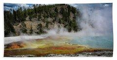 Yellowstone Colors #13 Bath Towel