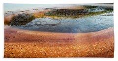 Yellowstone Colors #8 Hand Towel