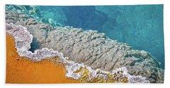 Yellowstone Pool Hand Towel