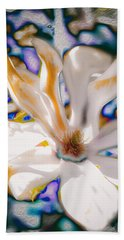 Yet Another Magnolia Hand Towel