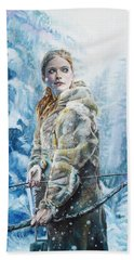 Ygritte The Wilding Bath Towel