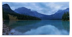 Bath Towel featuring the photograph Yoho by Chad Dutson