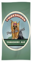 Yorkshire Ale Hand Towel