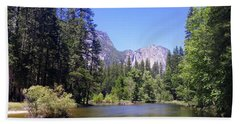 Yosemite 11 Bath Towel
