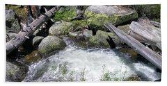 Yosemite Whitewater Hand Towel