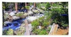 Yosemite Adventure Hand Towel