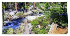 Yosemite 4 Bath Towel