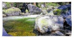 Yosemite Alive Hand Towel