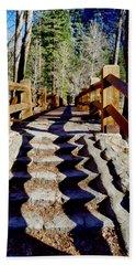 Yosemite Footbridge  Hand Towel