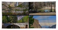 Yosemite Panel 2x2  Bath Towel