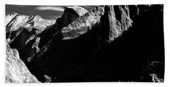 Yosemite Valley Half Dome Hand Towel