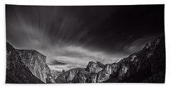 Yosemite Valley Hand Towel by Ian Good