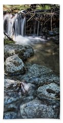 Yosemite View 17 Bath Towel by Ryan Weddle