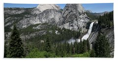 Yosemite View 30 Bath Towel by Ryan Weddle