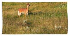 Young Deer Hand Towel