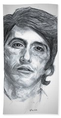 Young Pacino Bath Towel