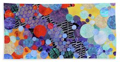 Youth Symphony Hand Towel by Polly Castor