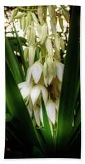 Yucca In The Woods Bath Towel