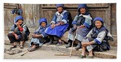 Yunnan Women Bath Towel
