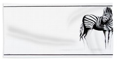 Zebra3 Hand Towel