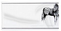Zebra3 Bath Towel
