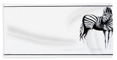 Zebra3 Bath Towel