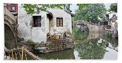 Zhouzhuang - A Watertown Hand Towel