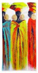 Zulu Ladies Hand Towel