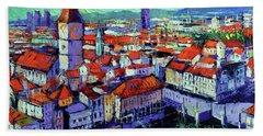 Zurich View Hand Towel