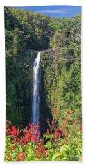 Akaka Falls Bath Towel