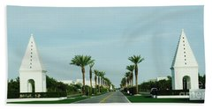 Alys Beach Entrance Bath Towel