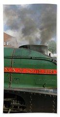 Bury. East Lancashire Railway. 60009 Union Of South Af Bath Towel