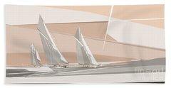 C-class Yachts  Bath Towel