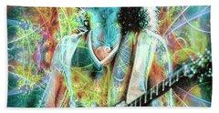 Carlos Santana Hand Towel