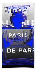 Chanel No 5 - Pop Art Bath Towel