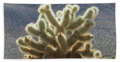 Cholla Cactus Hand Towel