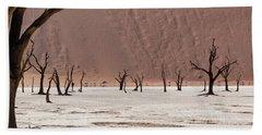 Deadvlei Desert Hand Towel