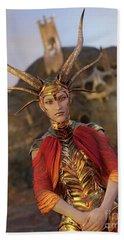 Dragon Empress Hand Towel