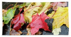 Foliage  Bath Towel