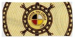 Honor The Circle Bath Towel