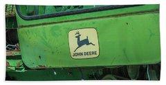 John Deere Hand Towel