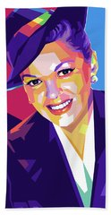Judy Garland Bath Towel