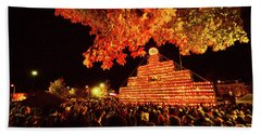Laconia Pumpkin Festival Hand Towel