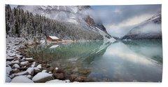 Lake Louise Winter Hand Towel
