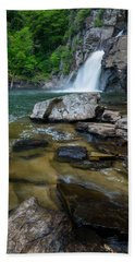 Linville Gorge - Waterfall Bath Towel