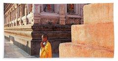 Mahabodhi Bath Towel